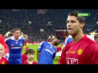 Журнал Лиги чемпионов от - сюжет про Криштиану Роналду