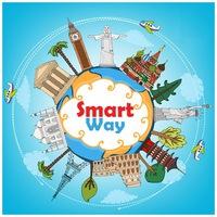Smart Way: организация путешествий