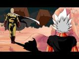 Goku Vs Saitama - Part 6 - Blood DBZ vs OPM