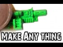 How to MAKE ANY THING from Green Stuff - Warhammer 40k