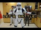 Galactic Battles  Dytto &amp Friends  Star Wars Dance Video