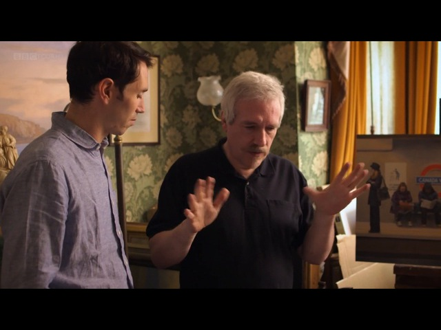 BBC: Сокровища Древнего Египта: Рождение искусства / 1 серия