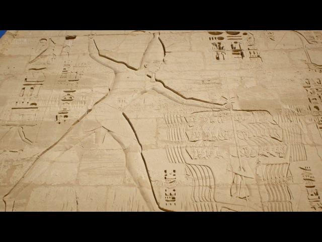 BBC: Сокровища Древнего Египта: Новый расцвет / 3 серия