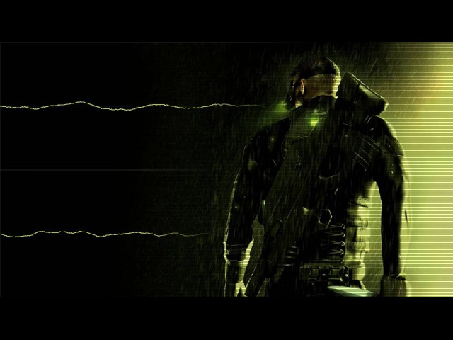 Amon Tobin - Battery (Splinter Cell Chaos Theory Soundtrack) - 14 min COMPLETE VERSION (game rip)