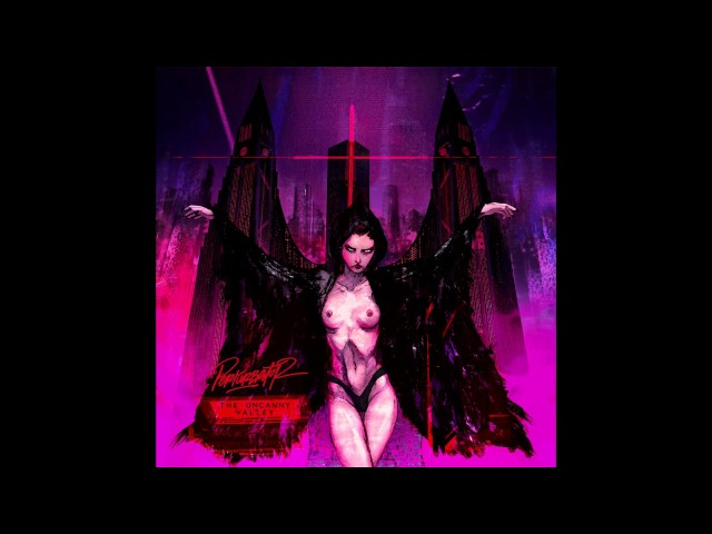 Perturbator The Uncanny Valley [Full Album - Official - 2016]
