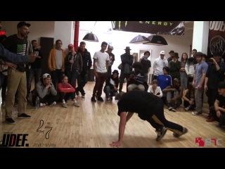 Supreme Fenz Vs Top Eastside B-Boys   Finals   Energy Leve7 2015   Pro Breaking Tour   BNC