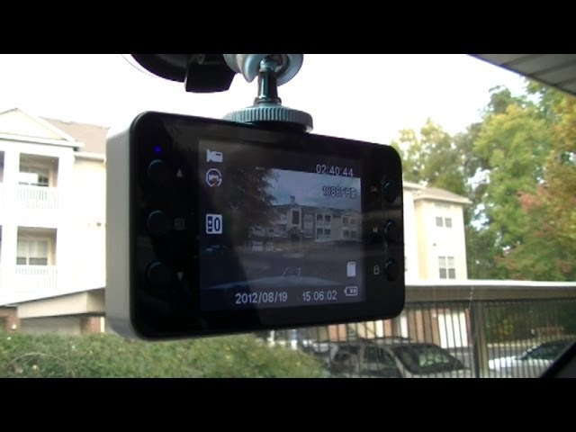 Car, Dash Camera K6000 Video tests, Day Night, Авторегистратор