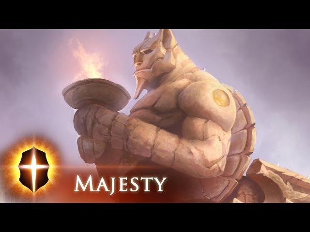 Majesty - Original SpeedPainting by TAMPLIER 2016
