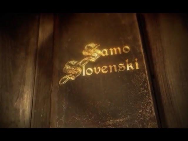SAMO SLOVENSKI - Monah (nemonah ) Antonije Davidović (05.06.2016)