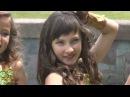 Маленькие красавицы нате празднике из восточным танцем Lila belly children Dance School Чернигов танцы