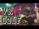 HOW TO GOLF IN VR - Cloudlands VR Minigolf Gameplay