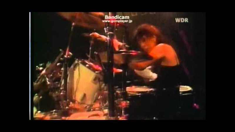 Share Pedersen Roxy Petrucci Solo (Vixen) 1991Feb Germany