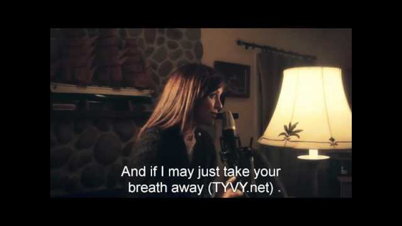 SWEATER WEATHER (with lyrics) Max Alyson Stoner Cover (English Subtitles) TYVY net