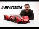FERRARI Le Mans HOT Prototype Marcello Raeli