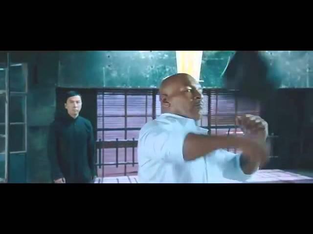 Ип Ман 2 (Донни Йен против Майка Тайсона)