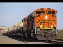 BNSF Military Train!
