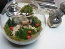 DIY Miniaturlandschaft als hübsche Deko für den Tisch selbst machen Deko Kitchen