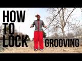 How to Lock Locking Groove Lil B(GroovmekanexAcademy of Villains)