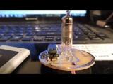 Часы на одном индикаторе ИВ-9