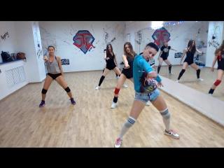 Профессиональная школа танца JLT school. DHQ style. Dasha Mamba.