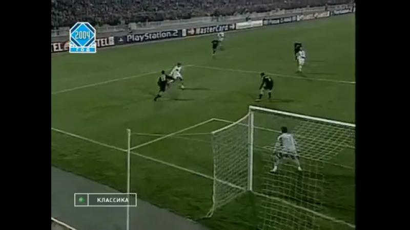 Динамо Киев Реал Мадрид Лига Чемпионов 2004 2005 4 тур
