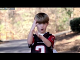 8 Year Old Raps Pitbull - -Hey Baby- ft. T-Pain PARODY - by MattyBRaps (Cover)