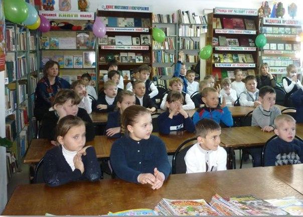Маленьких жителей Зеленчукского района посвятили в читатели