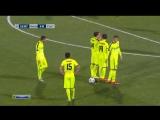 Олимпик (Лион) - Гент 1-2 Обзор матча 24.11.15