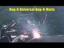 Автоматическая сварка неповоротных стыков труб с использованием оборудования Universal Bug-O-Matic.