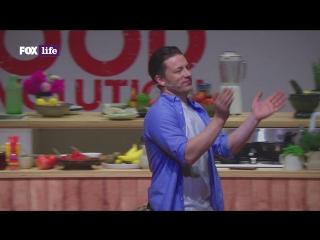Джейми Оливер: «Гастрономическая революция в прямом эфире из Сиднейского оперного театра»»