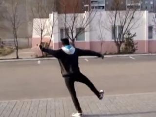 Танцует драм степ Дэмо версия Free Step