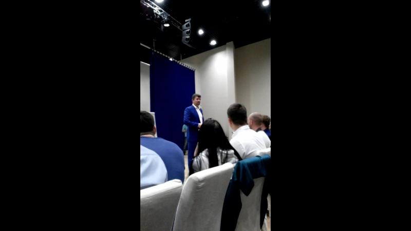 Тимур Исякаев Бесплатный мастер-класс Старт и развитие бизнеса в условиях кризиса. 25.02.16 ч3