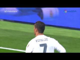 Топ-10 голов Криштиану Роналду в Ла Лиге 2015/16