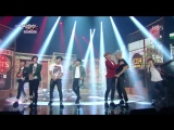 [HIT] 뮤직뱅크-방탄소년단(BTS) - 호르몬 전쟁(War of Hormone).20141107