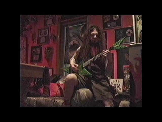 Guitar - Dimebag Darrell's Riffer Madness: Save Me Riff, Solo, Outro