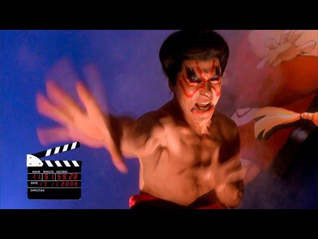 Отрывок из фильма Городской охотник/City hunter(1992), Джеки Чан Стрит Файтер