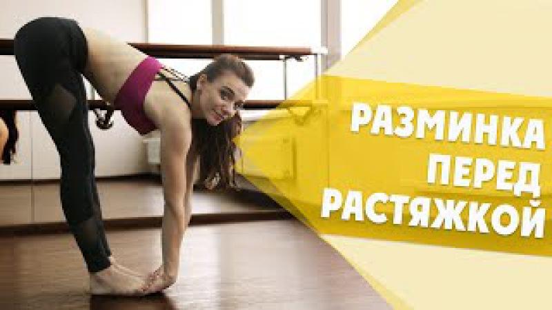 Разминка перед растяжкой | Stretching [90-60-90]