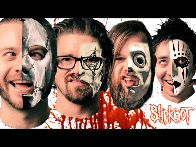 SPIT IT OUT - The Unplugged Band (Slipknot acoustic cover) Buy it on iTunes!