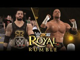 WWE 2K16 : Roman Reigns & Triple H Royal Rumble 2016 Attires