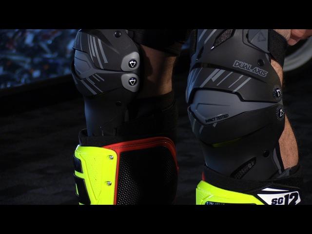 Leatt Dual Axis Motorcycle Knee/Shin Guard Review