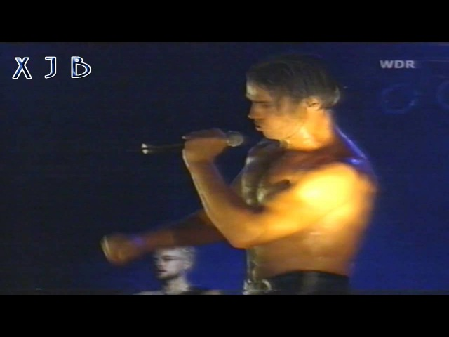 Rammstein - Laichzeit ( live 1997 ).wmv