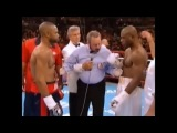 Roy Jones Jr vs Glen Johnson