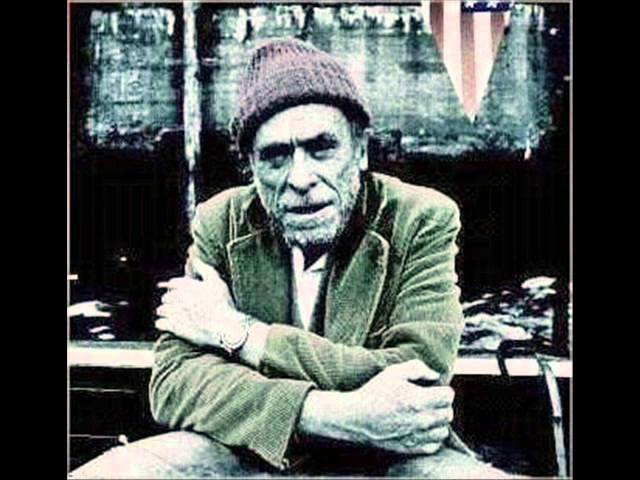 Charles Bukowski Friendly advice to a lot of young men