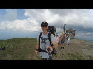 Поход в Карпаты 26-28 июня 2016