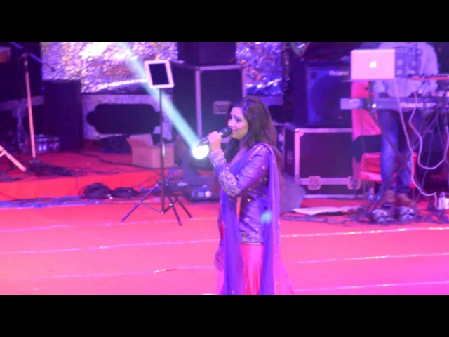 Live Triveni Mahotsav 2016 Allahabad Shreya Ghoshal Arpan Mehrotra