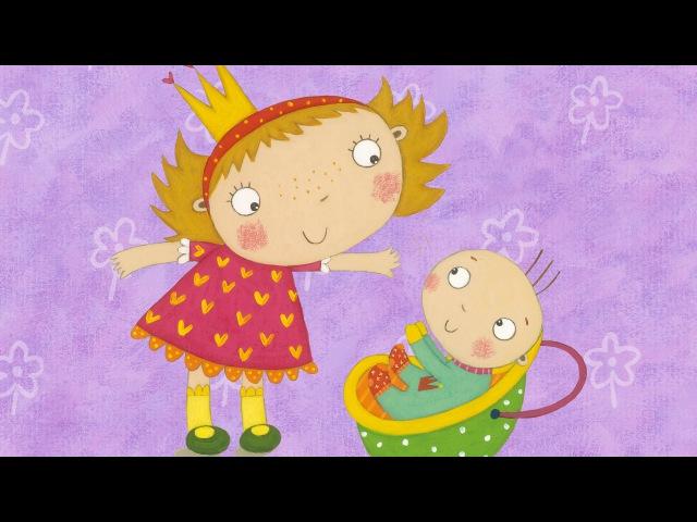 I'm a New Big Sister   Princess Polly   Story Time