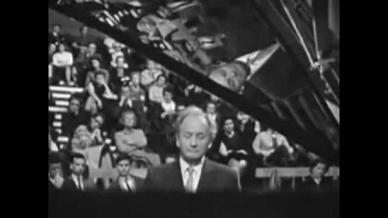 Beethoven's Tempest Sonata mvt. 3 -- Wilhelm Kempff