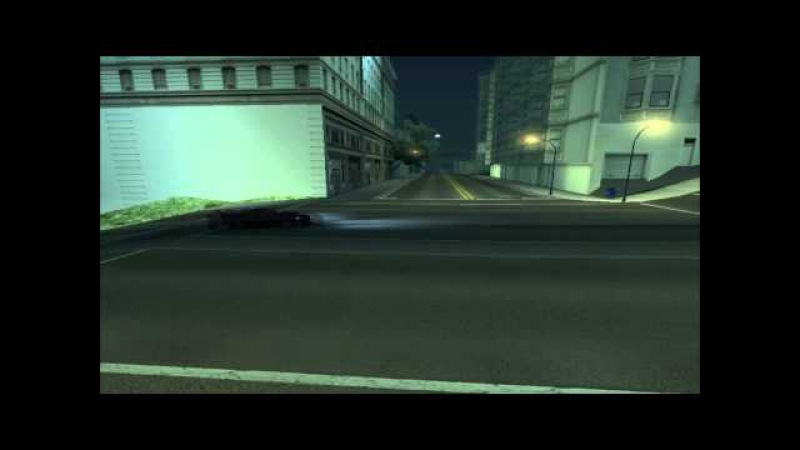 Сериал samp Чужие колёса 2 серия Ночные похождения