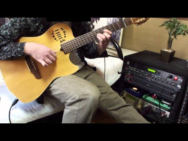 Irony on guitar (Ore no Imouto ga Konnani Kawaii Wake ga Nai)