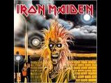 Iron Maiden - Strange World (with lyrics)